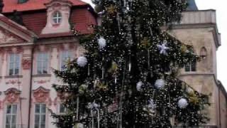 Once upon a december - Christmas time in Prague