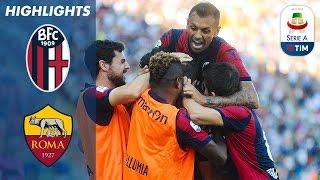 Bologna 2-0 Roma | Prima vittoria di campionato per il Bologna! | Serie A
