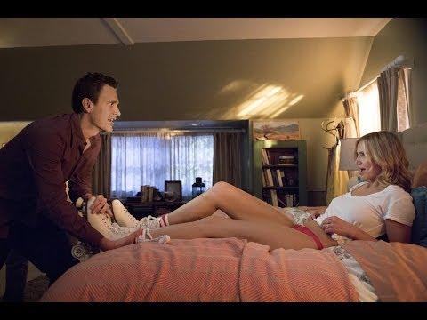 Sexy gut aussehende Mann mit einem Mädchen