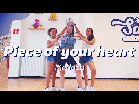 PIECE OF YOUR HEART - MEDUZA ft. Goodboys | Easy Dance Video | Choreography