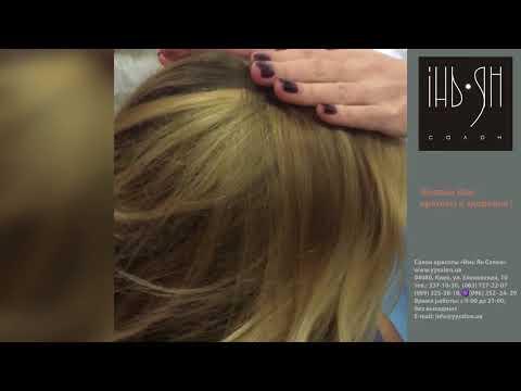 Учимся определять проблемы кожи головы