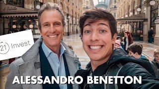 INVESTIRE Con ALESSANDRO BENETTON 📊