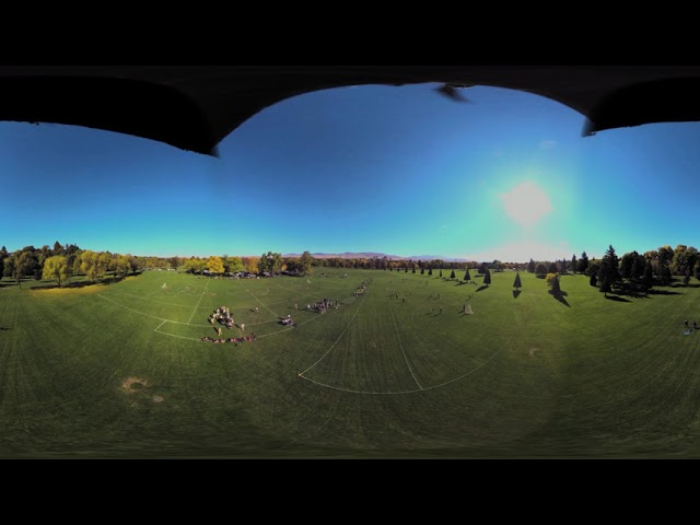 Ann Morrison Sports Complex 4K