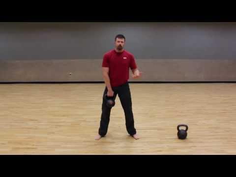 Kettlebell Slingshot/Figure Eight Instruction