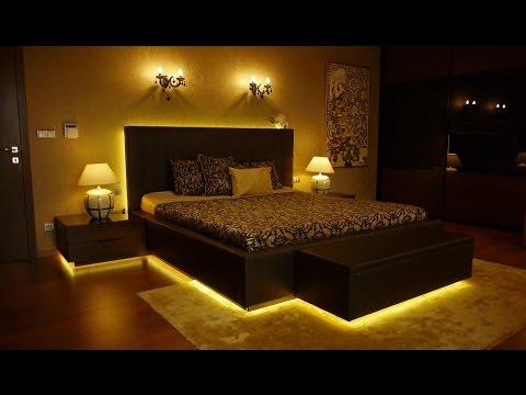 Alnus - luxusní ložnice s koupelnou