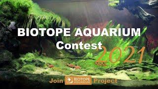 Konkurs Biotope Aquarium Contest 2021 (BAC 2021)