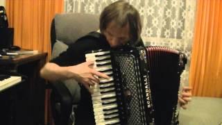 Ale ne - Polka ( K .Vacek ) - Akordeon :-)