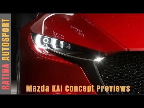 [BEST CAR] Mazda KAI Concept Previews Next Generation Mazda3
