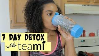 Teami Detox After 7 Days