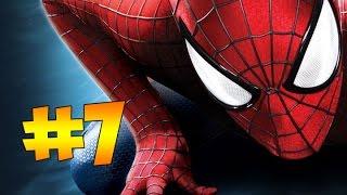 Прохождение ► The Amazing Spider Man 2 ► #7 - Разговор с Фиксом. [Rus HD]