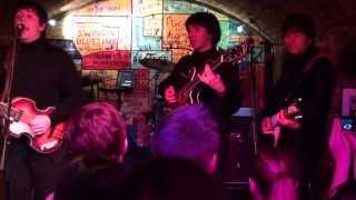 The Cavern Club Beatles performing The Night Before