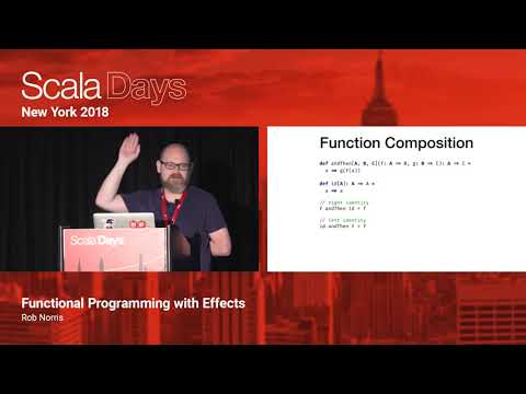 Functional Programming with Effects video