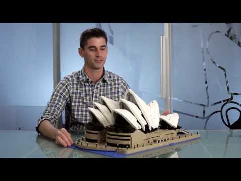 Lego Sydney Opera House 10234 Revealed For September 2013