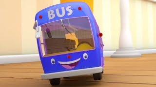 Wheels On The Bus Rhymes for Children Kids Pretend Play