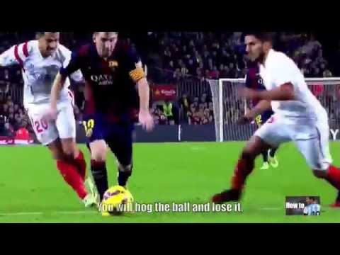 Play like Messi: Dribbling Multiple Defenders - Part 2