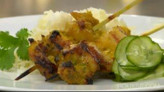How To Make Malaysian Chicken Satay