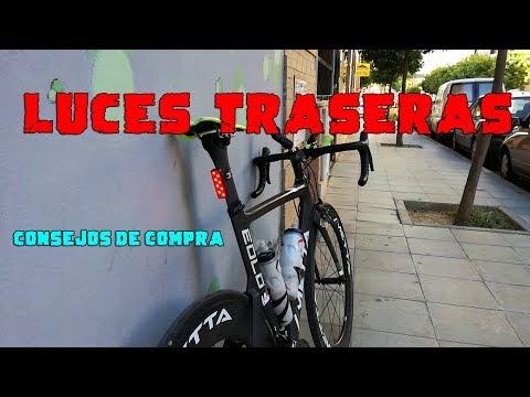 Luces traseras para ciclismo | Consejos de Compra