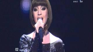 HQ Eurovision 2011 Austria -Nadine Beiler - The Secret is Love (Semifinal 2)