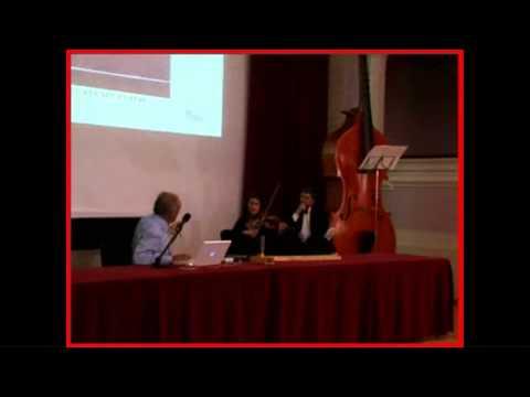 Fisica e musica: la voce degli strumenti ad arco