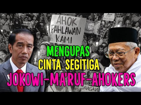 BENANG MERAH (EPS.157): Mengupas Cinta Segitiga Jokowi, Ma'ruf dan Ahokers