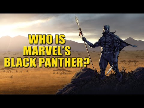 Who is Marvel's Black Panther? What & Where is Wakanda? | DaFAQs