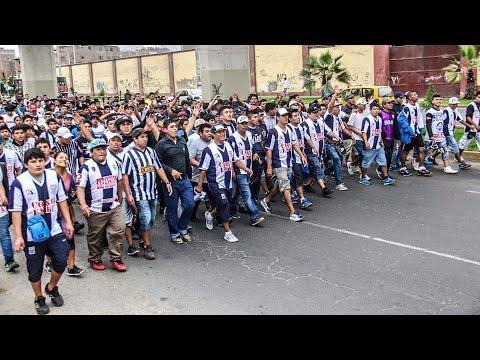 """""""COMANDO SVR PREVIA"""" Barra: Comando SVR • Club: Alianza Lima • País: Peru"""