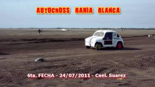 preview picture of video 'AutoCross Bahia Blanca Previas en Cnel. Suarez'