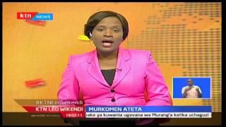 KTNLeo Wikendi: Murkomen amlaumu John Mbadi kuwa ameingiza siasa za NYS