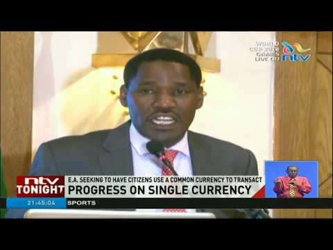 East Africa seeking to have citizens use a common currency to transact