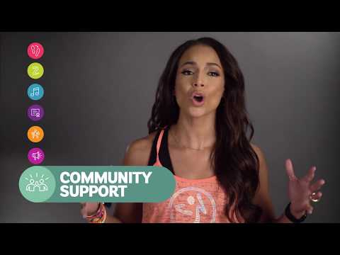 Become a Licensed Zumba Instructor - YouTube