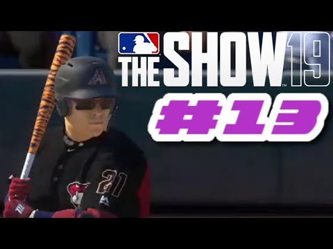 MLB The Show 19 PS4 Road To The Show - ZONE INTERFACE HITTING WORKS!