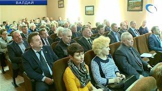 Состоялось заседание Валдайской муниципальной думы
