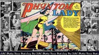 "Phantom Lady: ""The Coming of the Phantom Lady"", Police Comics vol 1 #01"