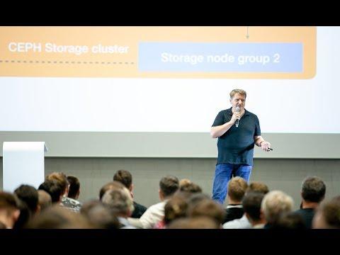 Больше, чем Ceph. Блочное хранилище облака Mail.ru Cloud Solutions (А. Капитула) / @DevOps Meetup #2