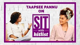 From Being Depressed to Eve-Teased, Here's What Taapsee Pannu Has To Say About Her Journey!