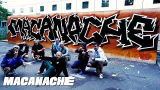 Macanache - Eu Dau Graffiti (CLIP OFICIAL)