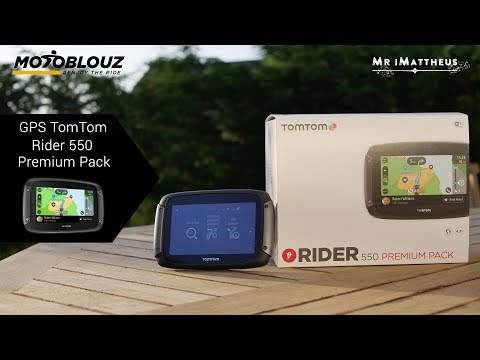 TomTom Rider 550, mieux qu'un smartphone ? Essai par MriMattheus