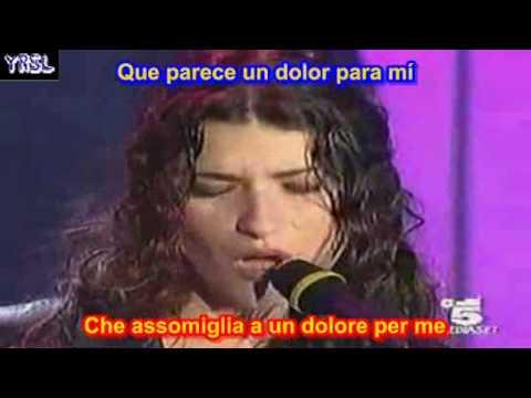 , title : 'LAURA PAUSINI EMERGENCIA DE AMOR  ITALIANO  Un'Emergenza D'amore  SUBTITULADO'