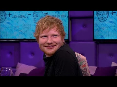 Dubbel platina voor Shape Of You - RTL LATE NIGHT