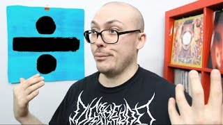 Ed Sheeran - Divide ALBUM REVIEW