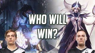 G2 Caps | CAPS vs PERKZ... WHO WILL WIN!?