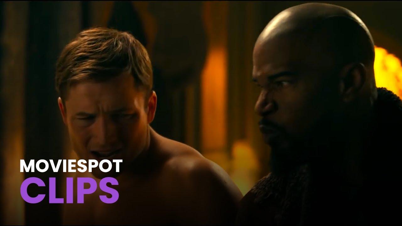 Video trailer för Robin Hood (2018) - Clips - See Who Bites