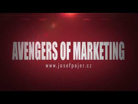 avengers of marketing - promo video (ukázka)
