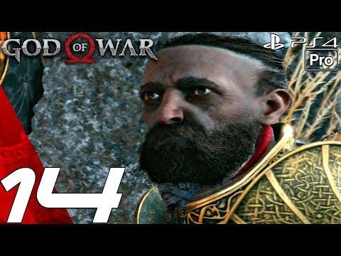 God of War (2018) Walkthrough - 4 - Part 8 - Stone Ancient