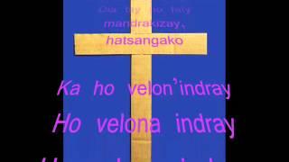 Izaho no Fananganana (Fihirana Fanampiny 5)