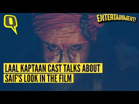 'Laal Kaptaan' Cast Talks About Their Role | The Quint