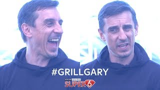 A no holds barred Q&A with Gary Neville! | #GrillGary
