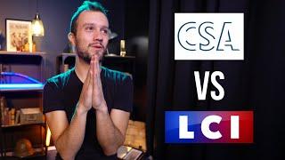 CSA vs LCI (la réponse) et réaction de Robert au docu (Débrief)