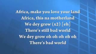 Eedris Abdul Kareem - Jagga Jagga Lyrics