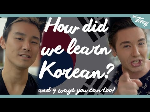 4 Great Ways To Learn Korean 🇰🇷